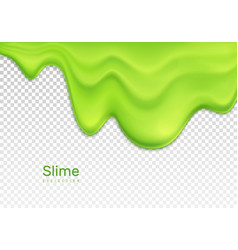 Slime blot background vector