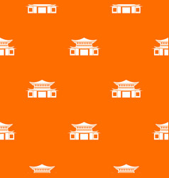 chinese pattern seamless vector image