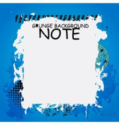 Grunge Background banner vector image