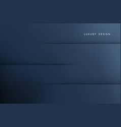 abstract blue luxury backgrounds vector image