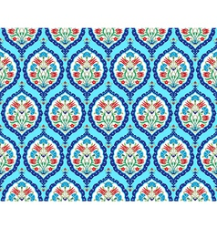 Background with seamless pattern two vector
