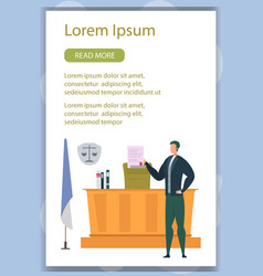 Speaking at session landing page with copy space vector
