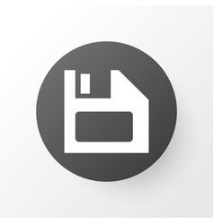 floppy disk icon symbol premium quality isolated vector image vector image