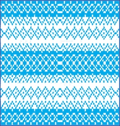 baby blue seam pattern vector image vector image