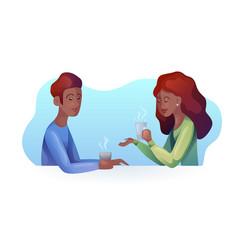 african women and men vector image