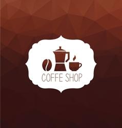 Coffe Shop vector image