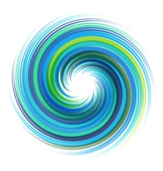 Dynamic Flow Swirl Background vector