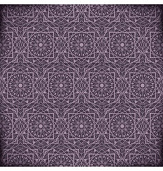 Arabic geometric background vector image