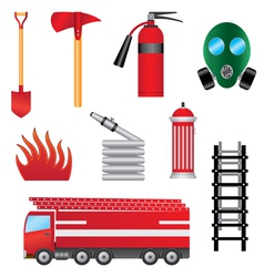 fireguard vector image