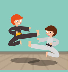kids sport activity image vector image