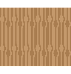 Abstract seamless wooden background vector image