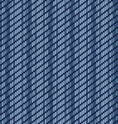 Blue jeans seamless vector