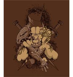Zodiac tshirt design vector