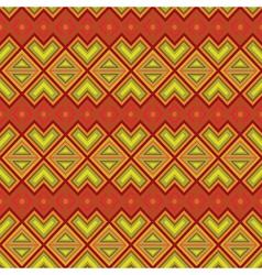 Seamless ethnic motif pattern vector