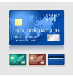 Modern money vector image