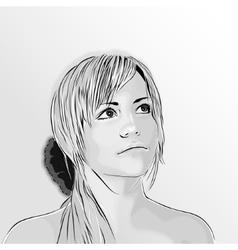 Portrait vector