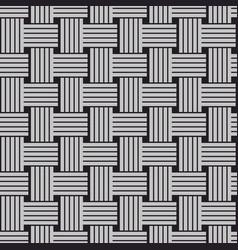 Sennit twist seamless pattern vector