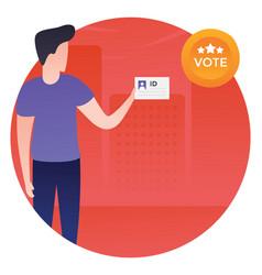 Voter vector