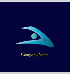logo style vector image