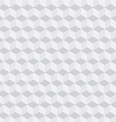 rhombus squares pattern gray vector image