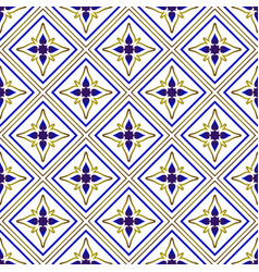 Royal thai pattern vector