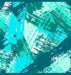 Seamless abstract background pattern with paint vector
