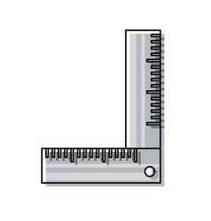 carpenter square vector image