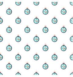 Compass pattern seamless vector