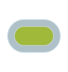 Athletics Games Stadium vector image