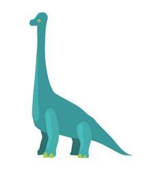 Diplodocus icon cartoon style vector