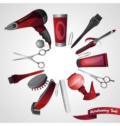 Barber Shop Concept vector