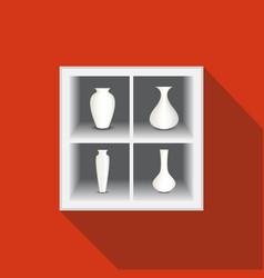 Interior icon furniture icon ornament icon vector