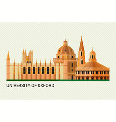 Oxford university vector