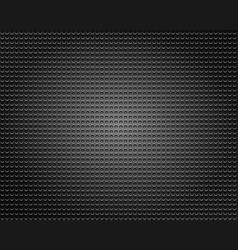 Circle metallic sieve background vector