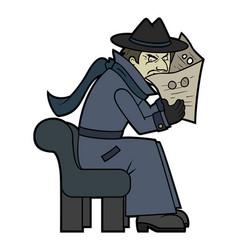 Hidden spy vector