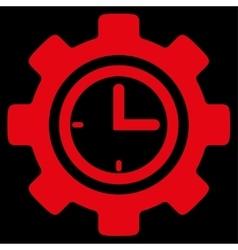 Time Setup Icon vector