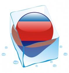 Cambodia flag vector image vector image