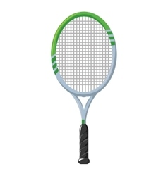 Tennis racket icon Sport concept graphic vector