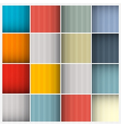 Abstract Retro Square Background vector image vector image