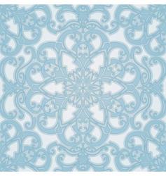 geometric tile pattern vector image
