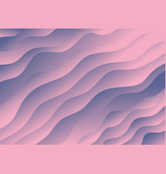 abstract background pink and blue gradient wave vector image