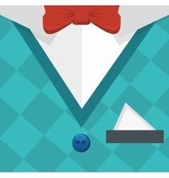 shirt Dad design vector image