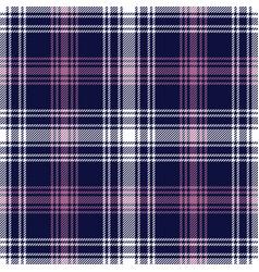Tartan plaid pattern vector