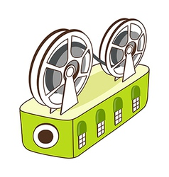 A projector vector
