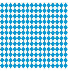 Oktoberfest bavarian flag symbol background vector