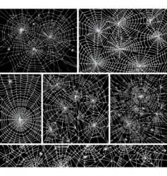 Web background pattern set i vector