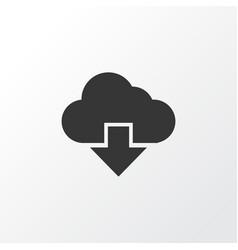 storage icon symbol premium quality isolated vector image vector image