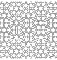 Arabian delicate pattern vector