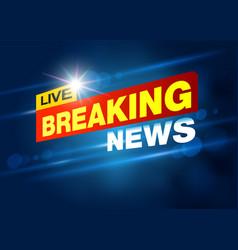 Breaking news 02 vector