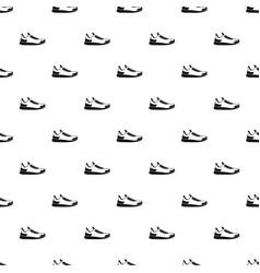 Sneaker pattern vector